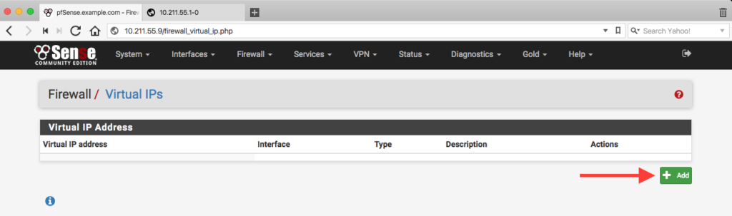 Load Balancing with pfSense | Tyler Wright