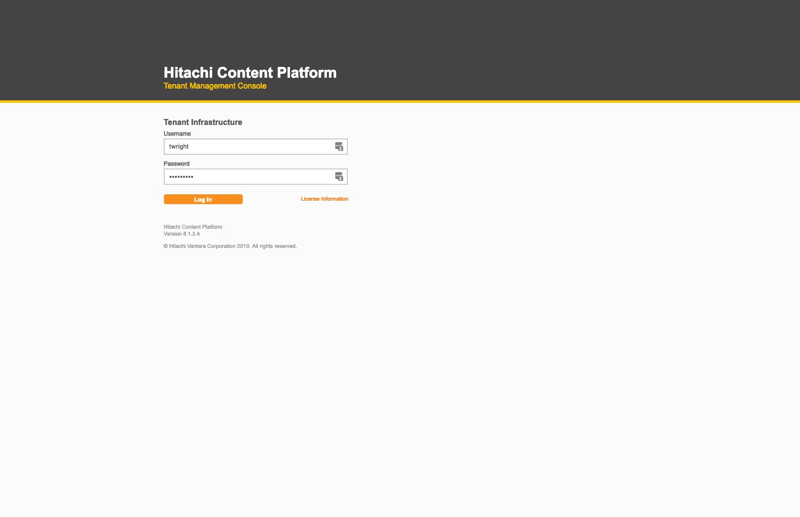 Use Hitachi Content Platform as Backend Storage for Nexus