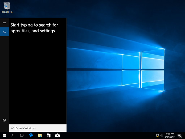 Disable Cortana via Group Policy